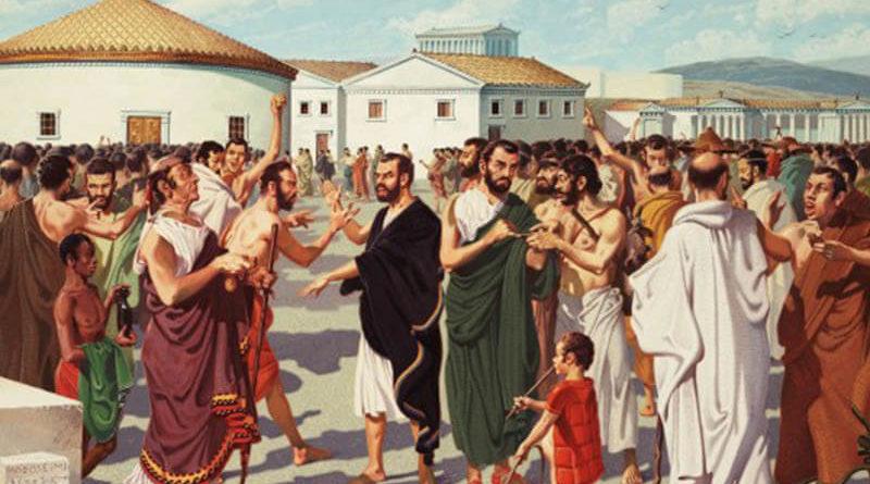 La retorica dei Sofisti nella relazione di aiuto di Michele Curcio